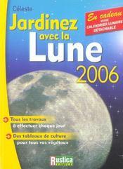 Jardinez Avec La Lune 2006 - Intérieur - Format classique