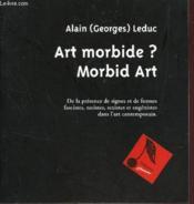 Art morbide ? morbid art - Couverture - Format classique