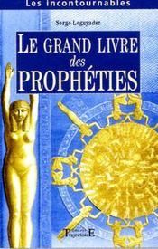 Grand Livre Des Propheties - Intérieur - Format classique