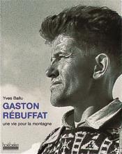 Gaston Rebuffat - Couverture - Format classique