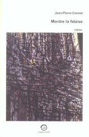 Mordre la falaise - Intérieur - Format classique