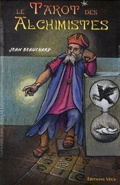 Le tarot des alchimistes - Intérieur - Format classique