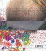 Code de création - 4ème de couverture - Format classique