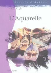 Aquarelle - Couverture - Format classique
