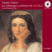 Vanina Vanini ; chronique italienne - Intérieur - Format classique