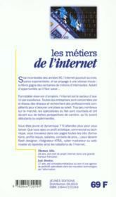 Les Metiers T.274 ; Internet - 4ème de couverture - Format classique