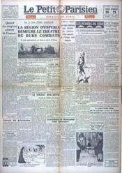 Petit Parisien (Le) N°24370 du 20/05/1944 - Couverture - Format classique