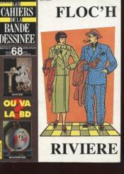 Les Cahiers De La Bande Dessinee N°68 - Floc'H Riviere - Couverture - Format classique