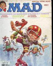 Mad N°7 - Couverture - Format classique
