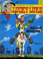 Lucky Luke - Auf Nach Oklahoma ! - Couverture - Format classique