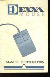 Dexxa Mouse - Manuel D'Utilisation - Couverture - Format classique