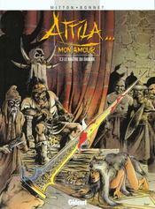 Attila mon amour t.3; le maître du danube - Intérieur - Format classique