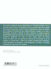 Structure Des Traites D'Aristote - 4ème de couverture - Format classique