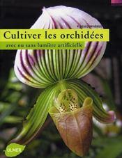 Cultiver les orchidées avec ou sans lumière artificielle - Intérieur - Format classique