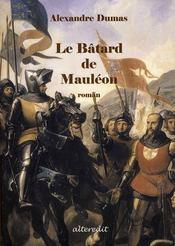 Le bâtard de Mauléon - Intérieur - Format classique