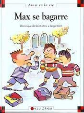 Max se bagarre - Intérieur - Format classique