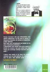 Les Nouveaux Choix Alimentaires. Pour Plus De Vitamines Et Mineraux Dans Moins De Calories. - 4ème de couverture - Format classique