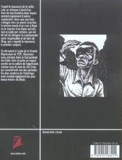 Bluesman T2 - 4ème de couverture - Format classique