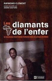 Les Diamants De L Enfer - Couverture - Format classique