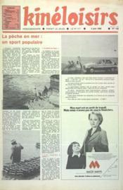 Kineloisirs N°136 du 05/06/1980 - Couverture - Format classique