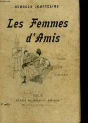 Les Femmes D'Amis. - Couverture - Format classique
