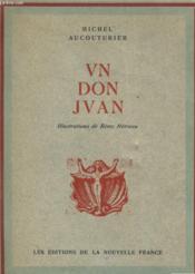 Vn Don Jvan - Couverture - Format classique