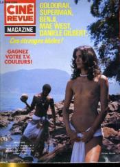 Cine Revue - Magazine - N° 7 - West Side Story - Couverture - Format classique