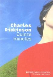 Vente  Quinze minutes  - Charles Dickinson