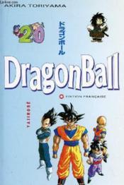 Dragon ball t.20 ; Yajirobe - Couverture - Format classique