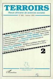 Revue Africaine Sc Socialesgerdes Publications - Couverture - Format classique