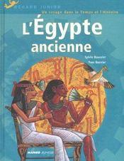 Egypte Ancienne (L') - Intérieur - Format classique