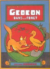 Gédéon dans la forêt - Intérieur - Format classique