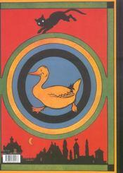 Gédéon dans la forêt - 4ème de couverture - Format classique