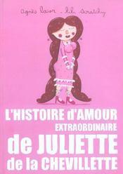 L'histoire d'amour extraordinaire de juliette de la chevillette - Intérieur - Format classique