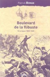 Boulevard de la flibuste - Intérieur - Format classique