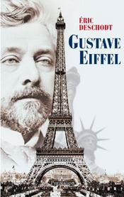 Gustave Eiffel - Couverture - Format classique
