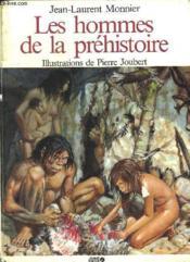 Hommes des la prehistoire(ae) - Couverture - Format classique