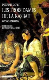 Trois dames de la kasbah (les) - Couverture - Format classique