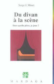 Du Divan A La Scene N258 - Intérieur - Format classique