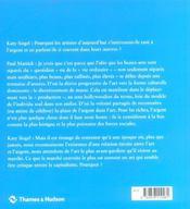 Argent - 4ème de couverture - Format classique