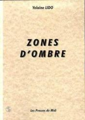 Zones D'Ombre - Couverture - Format classique