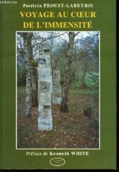 Voyage Au Coeur De L'Immensite - Couverture - Format classique