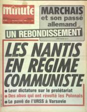 Minute N°961 du 10/09/1980 - Couverture - Format classique