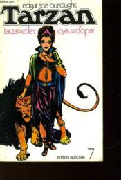 Tarzan Et Les Joyaux D'Opar - Couverture - Format classique