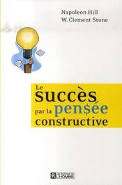 Le succès par la pensée constructive - Intérieur - Format classique