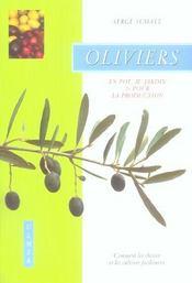 Oliviers - Intérieur - Format classique