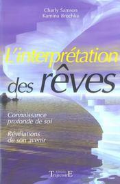 Interpretation Des Reves - Intérieur - Format classique