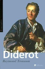 Denis Diderot - Intérieur - Format classique