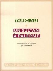 Un sultan à Palerme - Couverture - Format classique