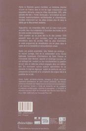 Habiter la modernite - 4ème de couverture - Format classique